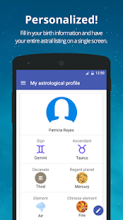 Free Daily Horoscope- screenshot thumbnail