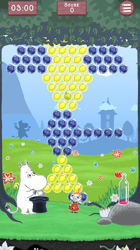 無料街机Appのムーミン Bubble|記事Game