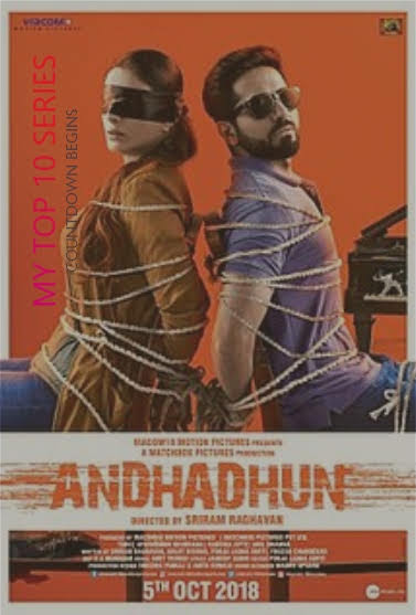 Andhadhun - Bollywood Movies Releasing This Month (October 2018)