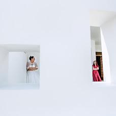 Vestuvių fotografas Alessandro Spagnolo (fotospagnolonovo). Nuotrauka 05.04.2019