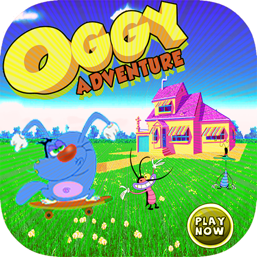 Runner Oggy  Skyboard vc Cockroach adven
