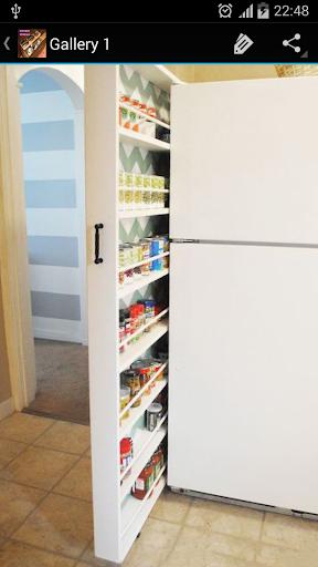 Kitchen Storage Design Ideas