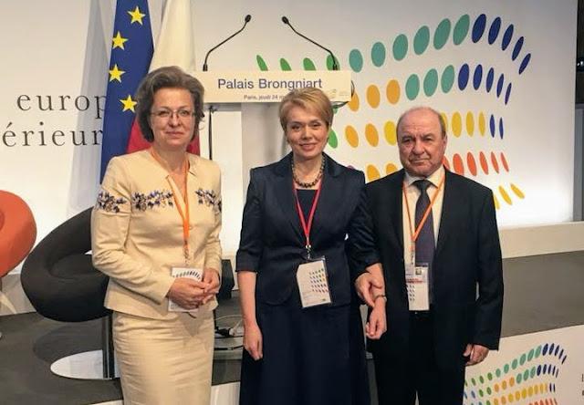 Лілія Гриневич розповіла міністрами 48 європейських країн про нову якість вищої освіти в Україні