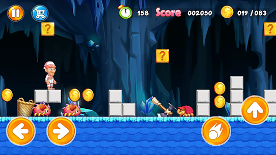 Super Jake's Adventure – Jump & Run! Apk Download For Android 5