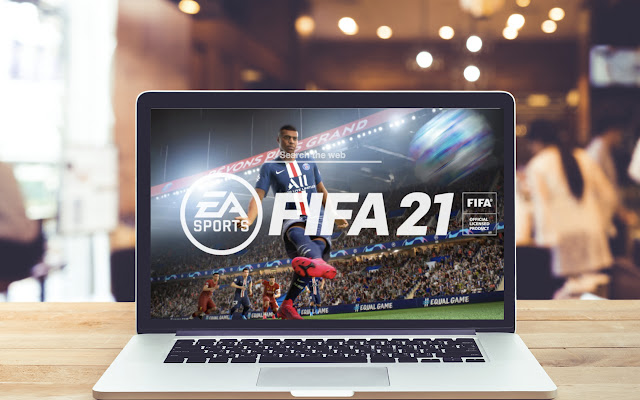 FIFA 21 HD Wallpapers Soccer Theme