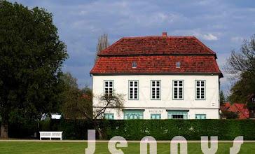Photo: Museum im Schloßpark  Das älteste Haus der Stadt Ludwigslust (ca. 1750 erbaut)