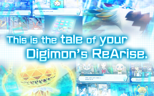 DIGIMON ReArise 1.1.0 screenshots 2
