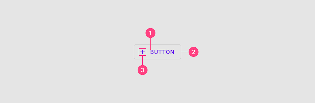 Buttons Material Design