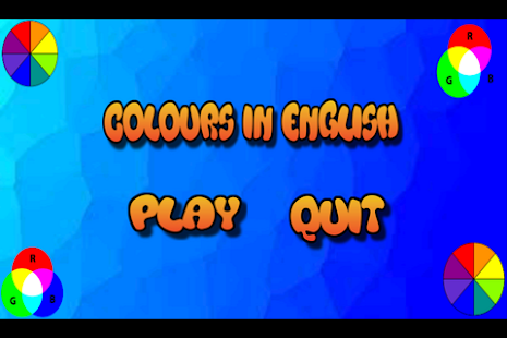 Colours Quiz Switch For All - náhled