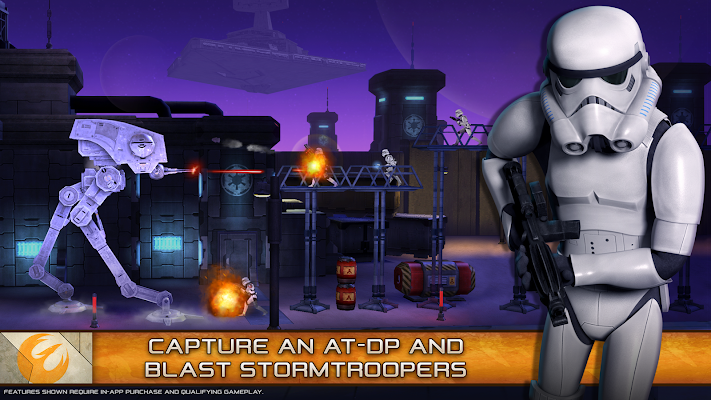 Star Wars Rebels: Recon - screenshot