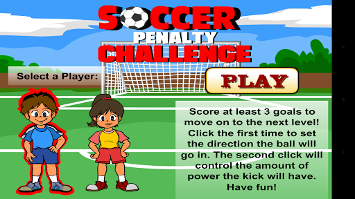Soccer Penalty Challenge