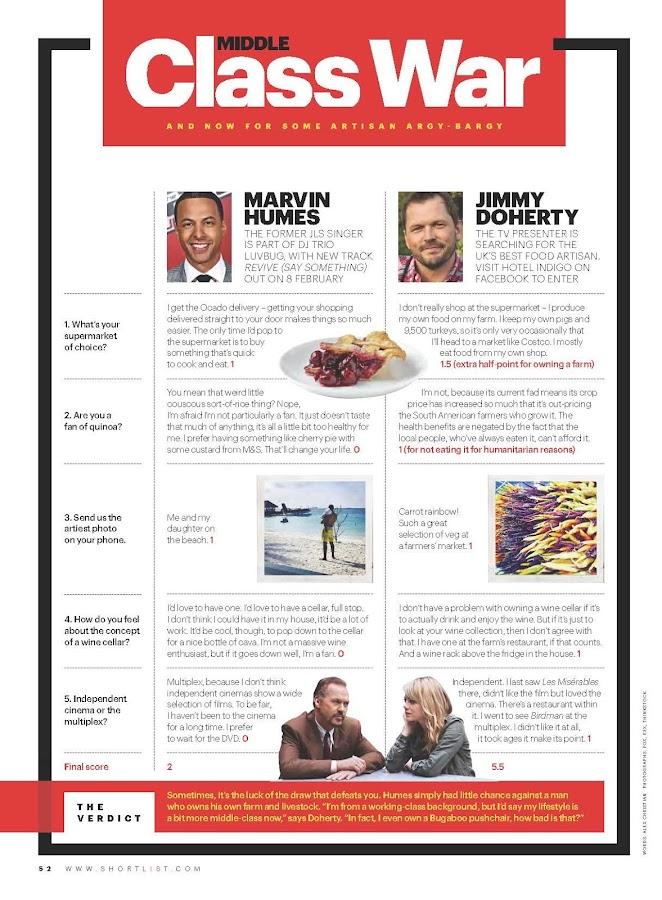 ShortList Magazine- screenshot