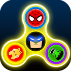 Super Hero Fidget Spinner - Avenger Fidget Spinner icon