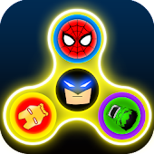Super Hero Fidget Spinner - Avenger Fidget Spinner