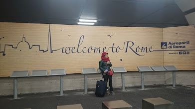 Photo: Welcome to Rome Bérengère