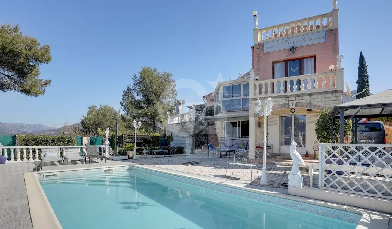 Maison avec piscine Colomars