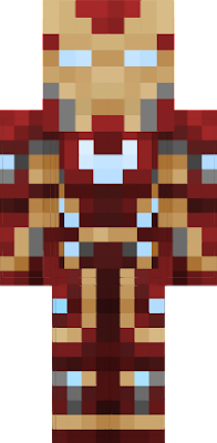Tony Stark skin from Avengers Infinity War with the Iron Man Bleeding Edge Nano-Tech Mark 50 on top NOTE: DUAL SKIN WILL ONLY WORK FOR VERSIONS 1.8 AND ABOVE