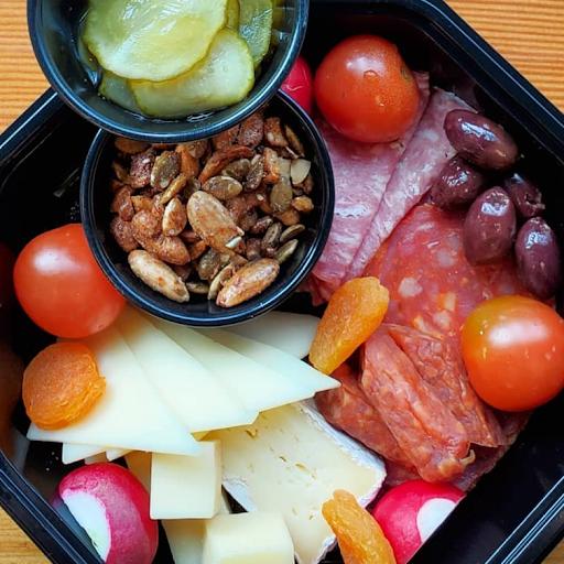 Cheese + Charcuterie Box