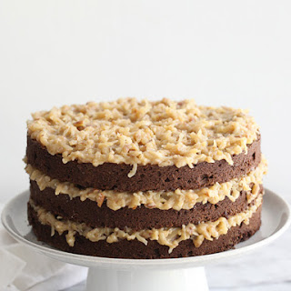 German Chocolate Cake With Cocoa Powder Recipes