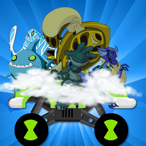 Ben Race Ultimate Alien