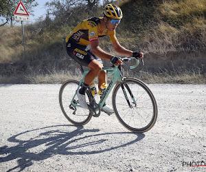 Derde podium op rij dat met de meeste voldoening: Wout van Aert de allersterkste in Strade Bianche