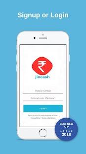 jiocash - paytm wallet - náhled