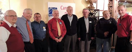 Photo: The CDXA Past Presidents