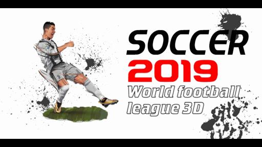 Soccer 2019 - World football league 3D 1.4 de.gamequotes.net 1