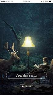 Avalon Novel - náhled