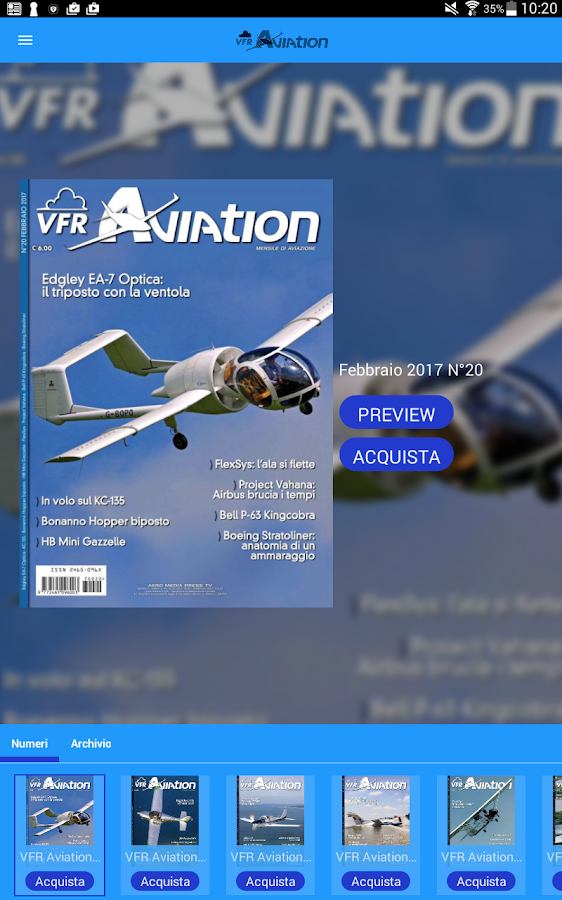 VFR Aviation- screenshot