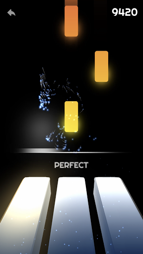 Color Flow - Piano Game apktreat screenshots 1