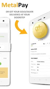 MetalPay - Buy Gold & Silver Online - náhled