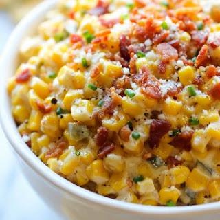 Slow Cooker Corn and Jalapeño Dip.