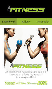 AFitness- screenshot thumbnail