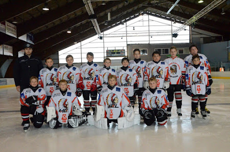 Groupe U12 (10 à 11 ans)