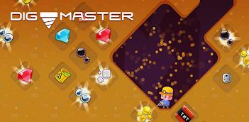 Dig Master kostenlos am PC spielen, so geht es!