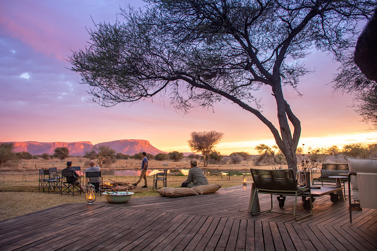 Marataba Explorers Camp ticks all the right boxes for travellers looking to escape in safety.