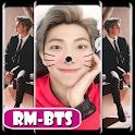 RM Cute BTS Wallpaper HD icon