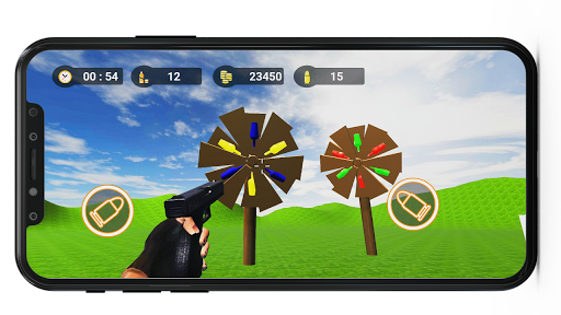 Télécharger Bottle Shooter 3D Expert : Best Shooter Game mod apk screenshots 5