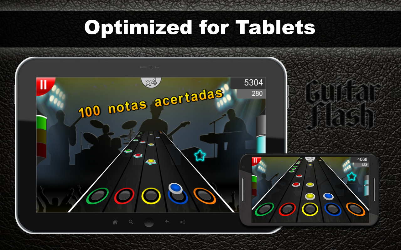 Guitar Flash- screenshot