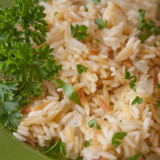 Rice Pilaf With Orzo Recipes
