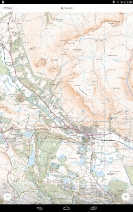 OS Maps- screenshot thumbnail