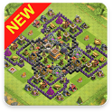 Maps of Coc TH8 icon