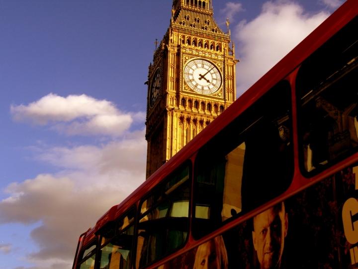 GREETINGS FROM LONDON di lana