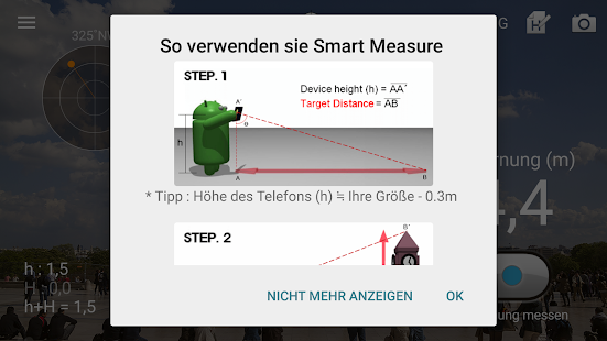 Messen : Smart Measure Screenshot