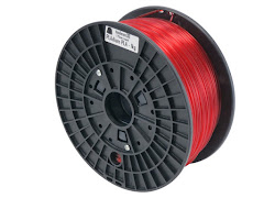 Taulman In-PLA PLAdium Red Filament - 3.00mm