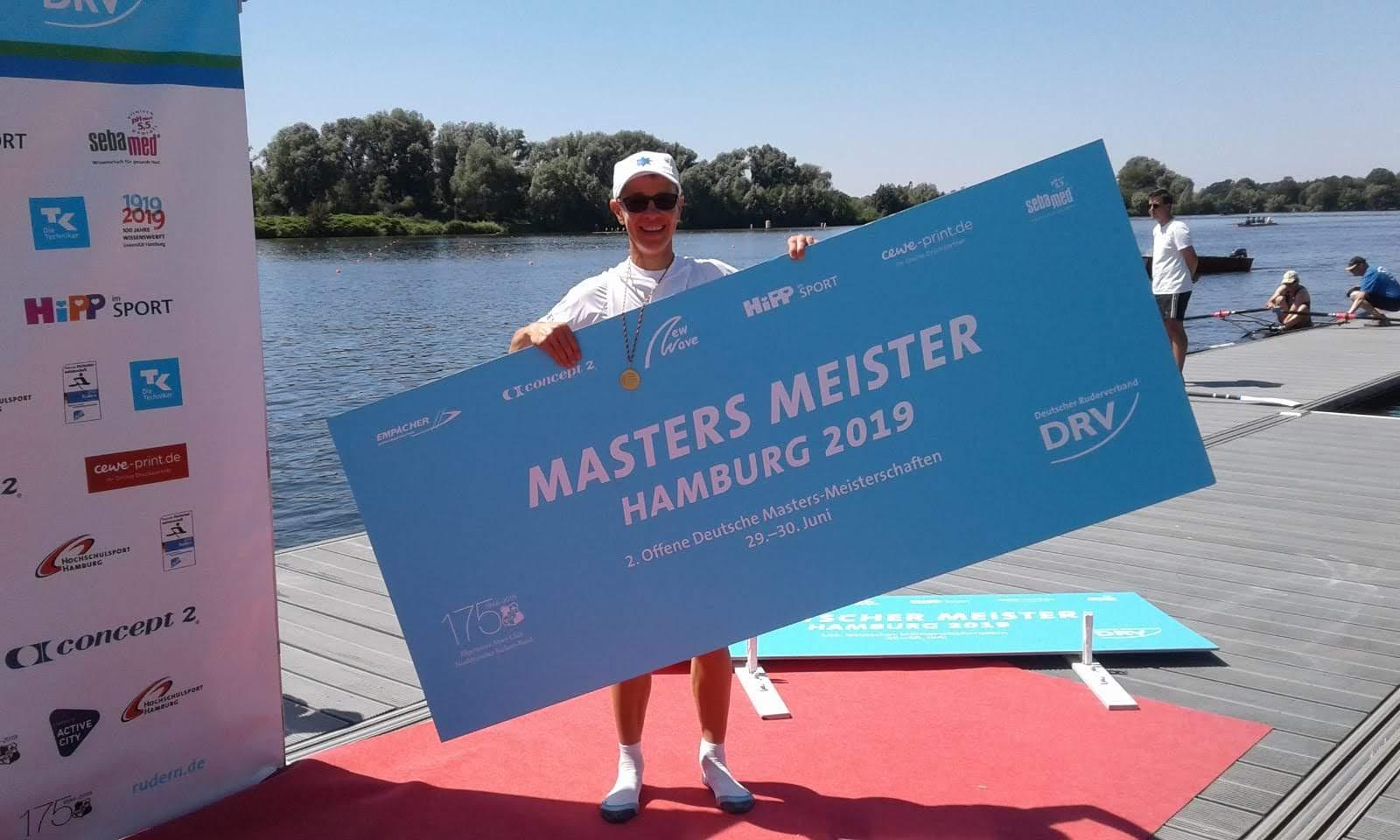 DRV Masters Championat, vom 1. bis 2. Juni in Werder
