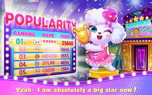 Talented Pet Hollywood Story 1.0.2 5