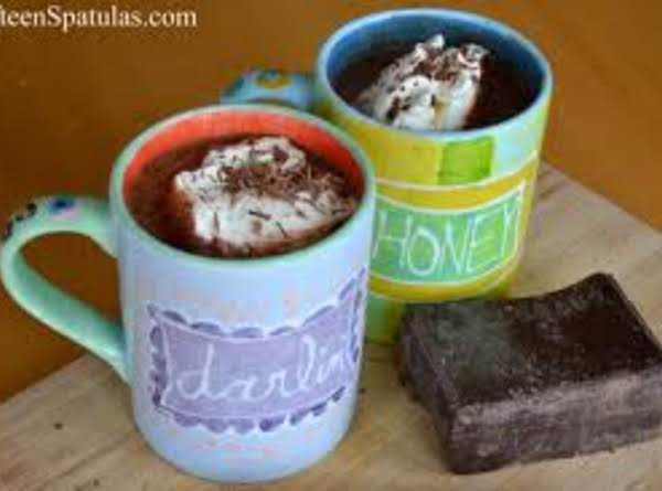 Real Hot  Chocolate/ Or White Recipe
