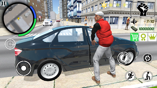 Real Crime In Russian City 1.10 [Mod + APK] Android 2